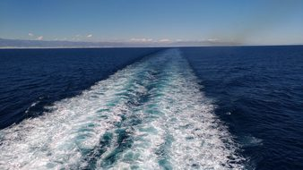 Morocco, Ferry, Strait Gibraltar