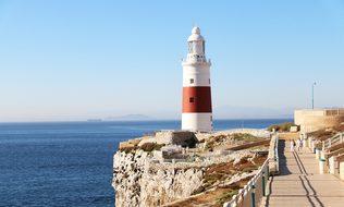 Gibraltar Lighthouse Europa Point Lighthou