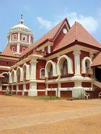 Church, Goa, India