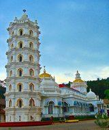 Goa Shanta Durga Temple India Kavlem Ancie