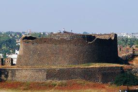 Gulbarga Fort, Bahmani Dynasty
