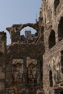 Golconda Fort, Architecture, Hyderabad