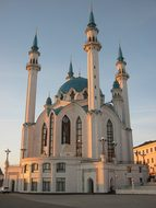 Kul-Sharif Mosque, Mosque, Church, Kazan