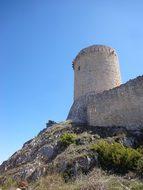 Bominaco, Castle, Borgo