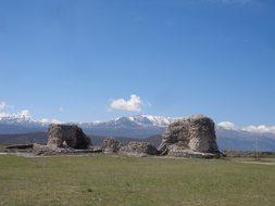 Archaeological Site, L'Aquila, Abruzzo