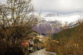 Camarda, L'Aquila, Abruzzo, Italy