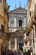 Italy, City, Architecture