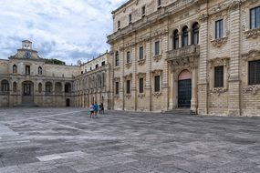 Lecce, City, Italy, Architecture
