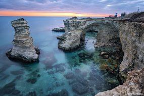 Sea Summer Faraglioni Salento Melendugno L