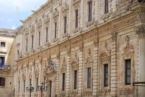 Palazzo Dei Celestini, Lecce, Puglia