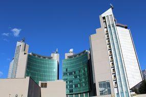 Skyscraper, Offices, Renzo Piano