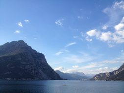 Italy, Lake, Mountains, Landscape, Water