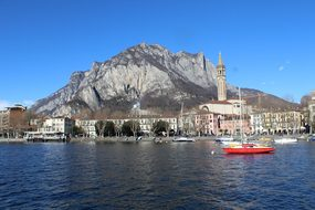 Panorama Di Lecco, Lecco, Lake Como