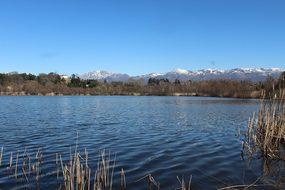 Lago Di Sartirana, Lake, Prealpi, Merate