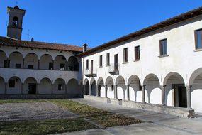 Monastery, Maria Del Lavello, Church