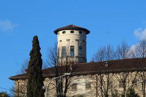 Merate, Torre, Palazzo Prinetti