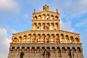 Lucca, Duomo, Cathedral, Saint Martin