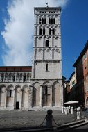 Lucca, Italy, Monuments, Old Building