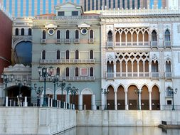 Macau, China, Asia, Architecture