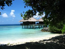 North Male Atoll, Bungalow, Maldives