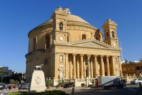 Dom Dome Malta Church Religion Christianit