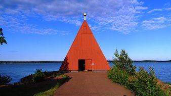 Aland, Baltic Sea, Mariehamn, Island