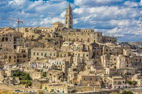 Matera, Sassi, The Sasso Barisano