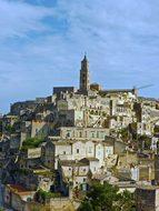Matera, Unesco, Historic, Panorama