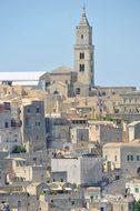 Matera, Italy, Town, Travel