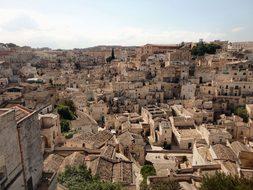 Matera, Italy, Sassi, Unesco, Basilicata
