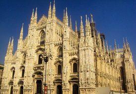 Milan, Italia, Italy, Holidays
