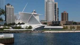 Milwaukee Museum Wisconsin City Architectu