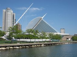 Milwaukee, Museum, Wisconsin, City