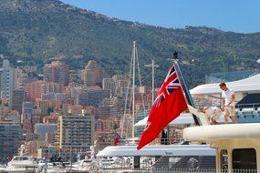 Monaco, Monte Carlo, The French Riviera
