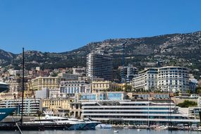 Monaco, Monte Carlo, The French Riviera