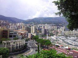Monaco, Monte Carlo, France, Travel