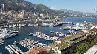 Monte, Carlo, Monaco