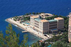 Monte Carlo Bay Resort, Monaco