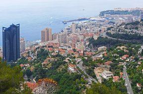 Monaco Monte Carlo Côte D ' Azur Principal