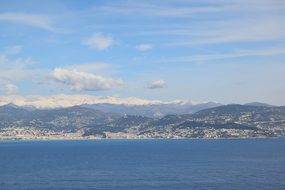 South Of France, Monte Carlo, City