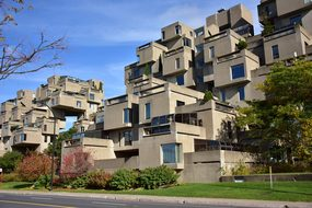 Habitat 67, Montreal, Apartment