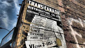 Montreal Canada City Architecture Attracti