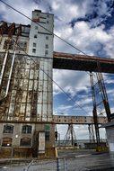 Montreal, Industrial, Building, Canada