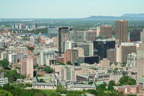 Montreal, Canada, Quebec, City