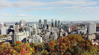 Montréal, Mount, Royal, Esplanade