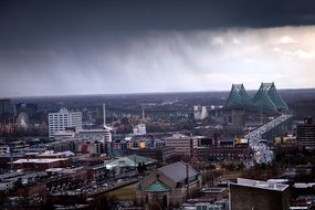 Montréal, Pont Jacques-Cartier