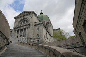 Oratory Saint-Joseph'S Oratory Montreal Qu