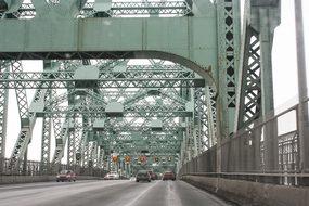 Bridge, Travel, Cars, Drive, Montreal