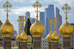 Russia, Moscow, Karunakaran, Religion