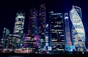 Night Lights Night Lights Night City Mosco